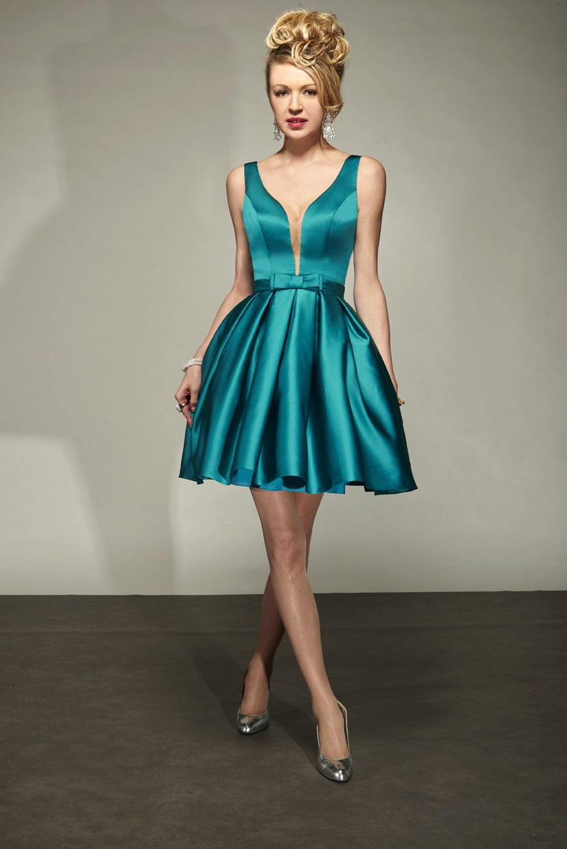 Robe de soiree tomy cocktail