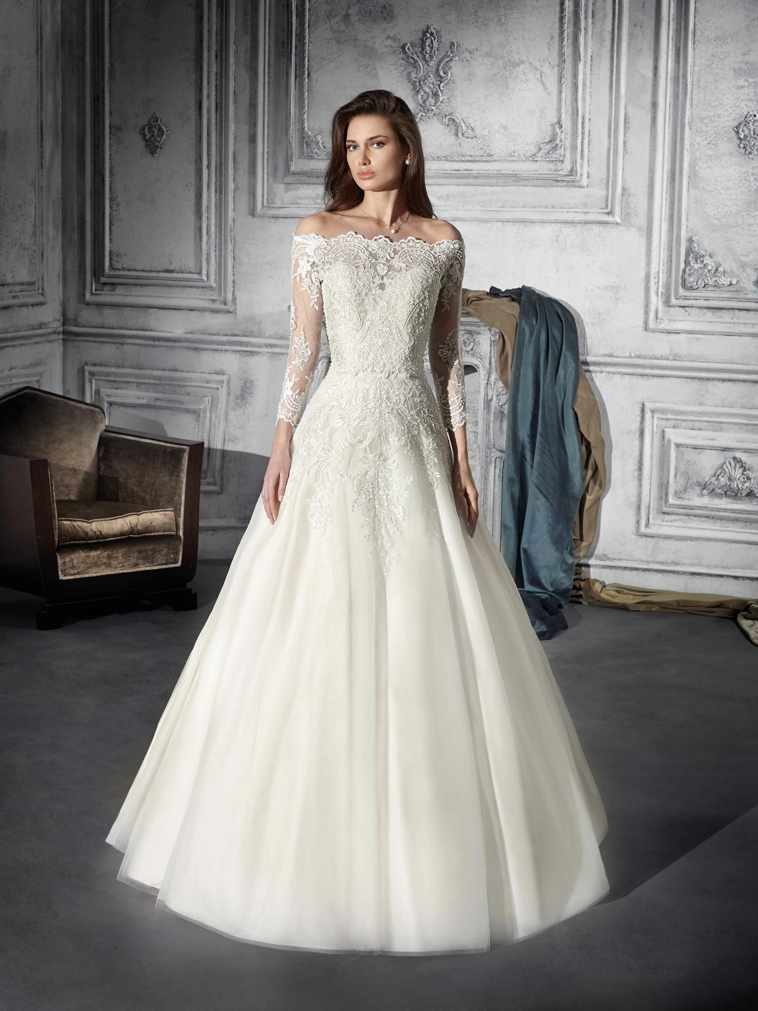 Demetrios 734 lyne mariage cannes 06 for Meilleurs magasins de robe de mariage
