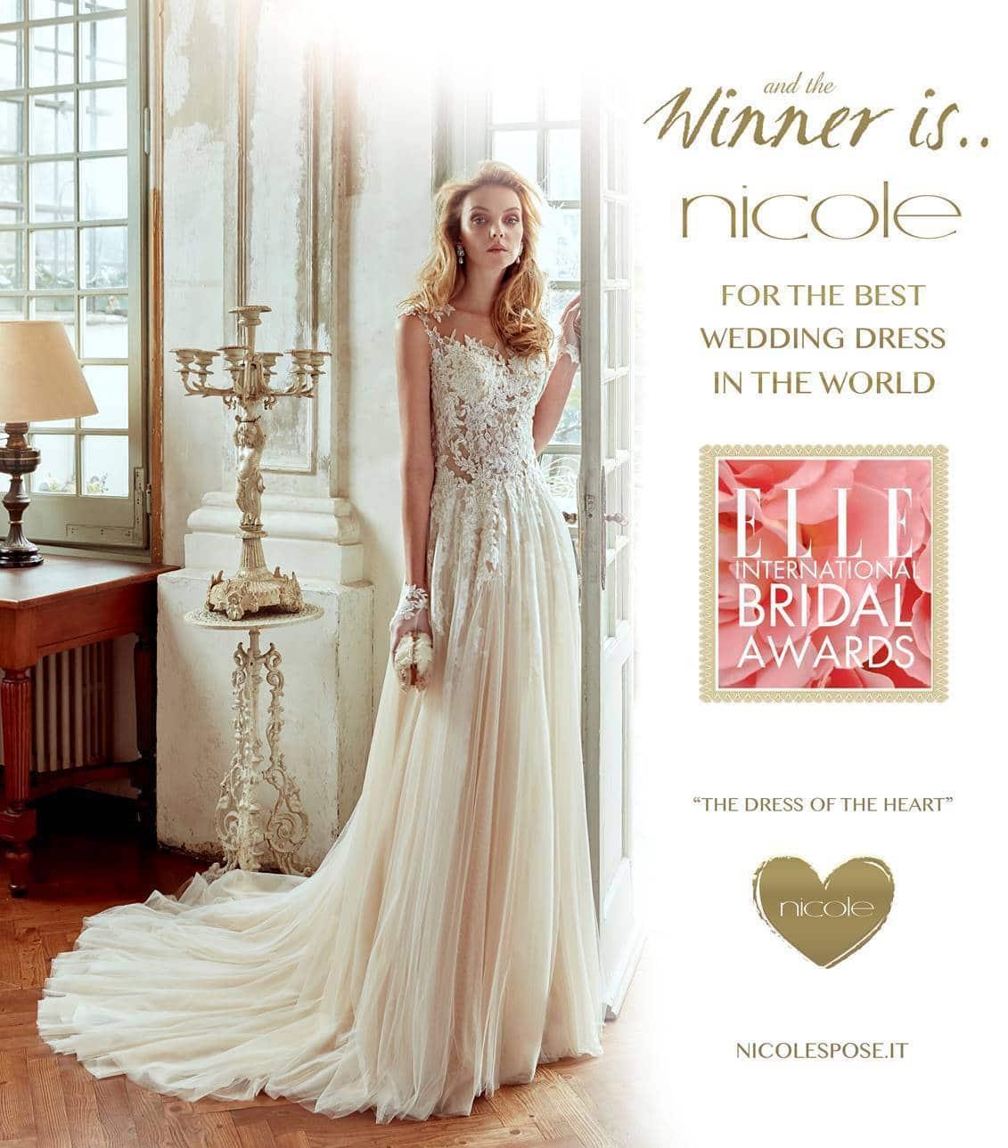 La plus belle robe du monde chez Lyne Mariage