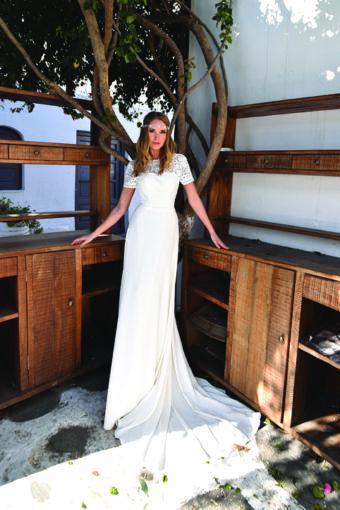 Robe de mariée Bo'M 003