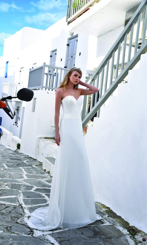 Robe de mariée Bo'M 004