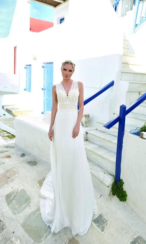 Robe de mariée Bo'M 019