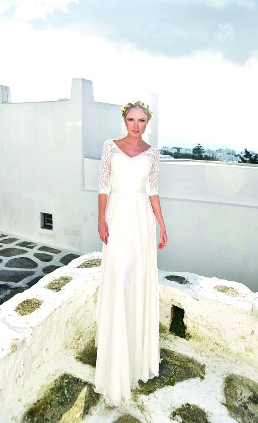 Robe de mariée Bo'M 021