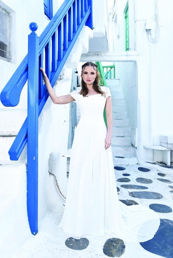 Robe de mariée Bo'M 022