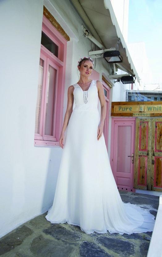 Robe de mariée Bo'M 026