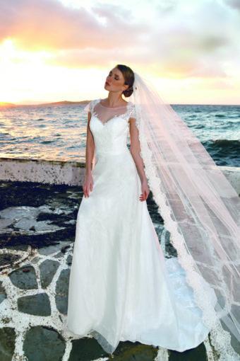 Robe de mariée Bo'M 033