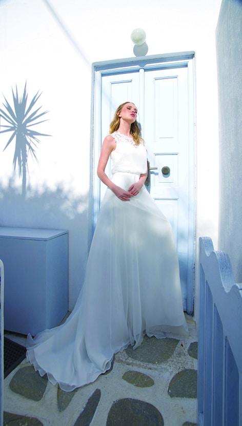 Robe de mariée Bo'M 039