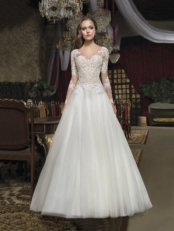 Robe de mariée Cosmobella 7933