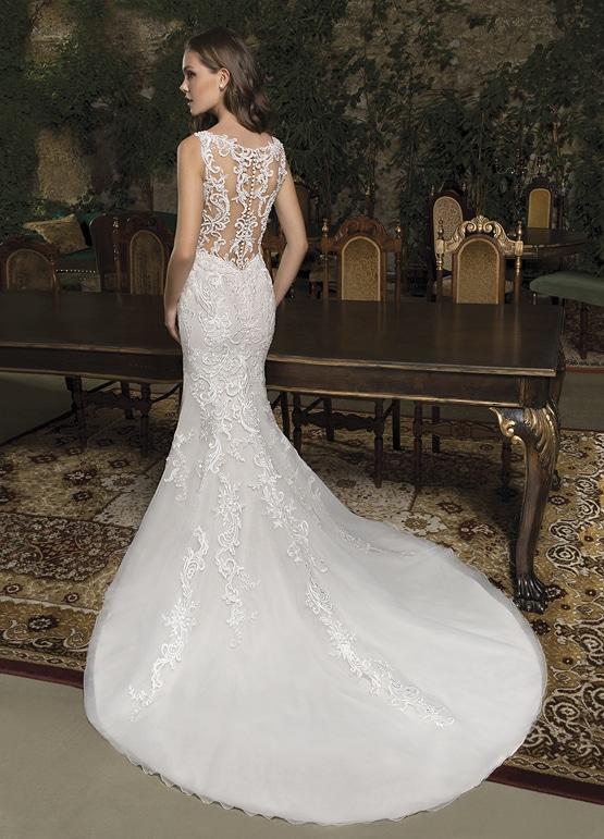 Robe de mariée Cosmobella 7954