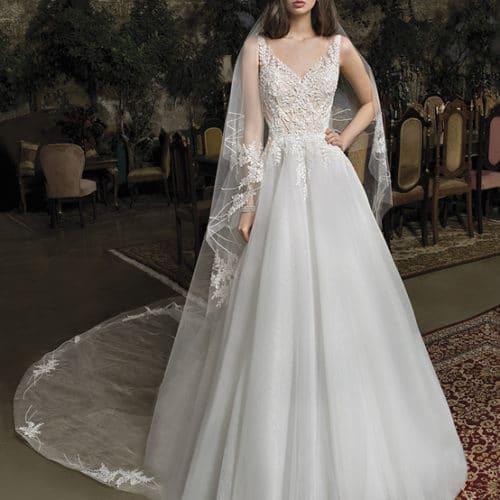 Robe de mariée Cosmobella 7956