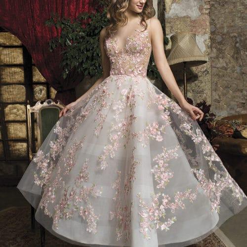Robe de mariée Cosmobella 7981