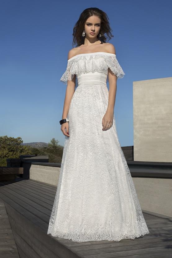 Robe de mariée Metropolitan 132