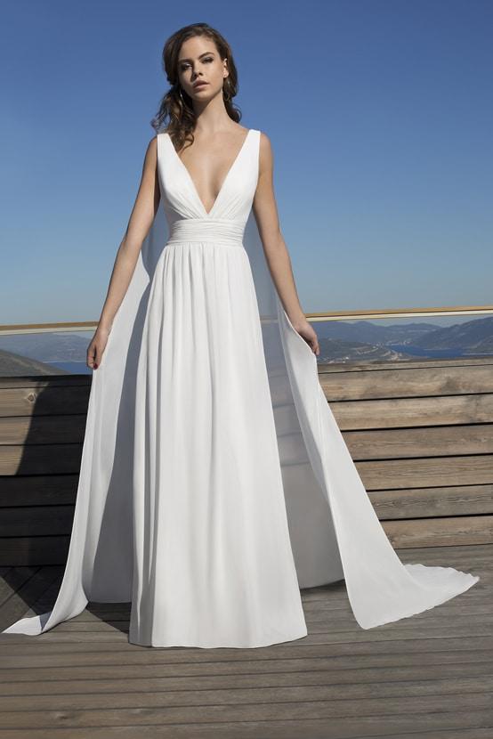 Robe de mariée Metropolitan 145