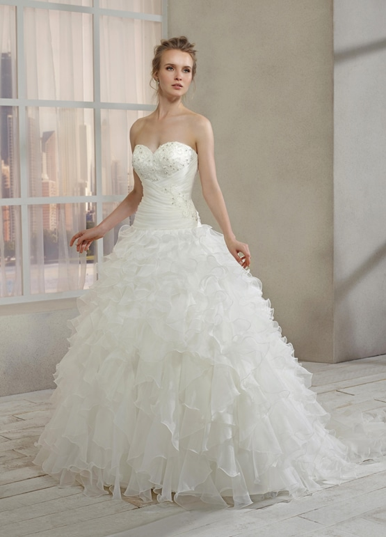 Robe de mariée Miss Kelly 191-11