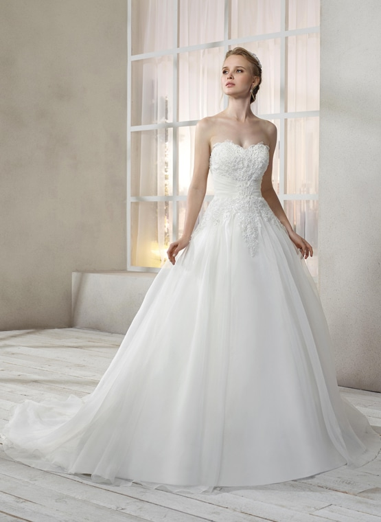 Robe de mariée Miss Kelly 191-18