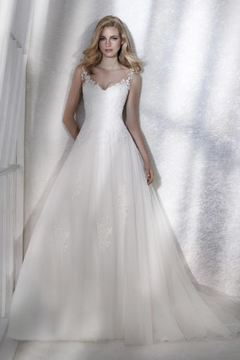 Robe de mariée White One Femme