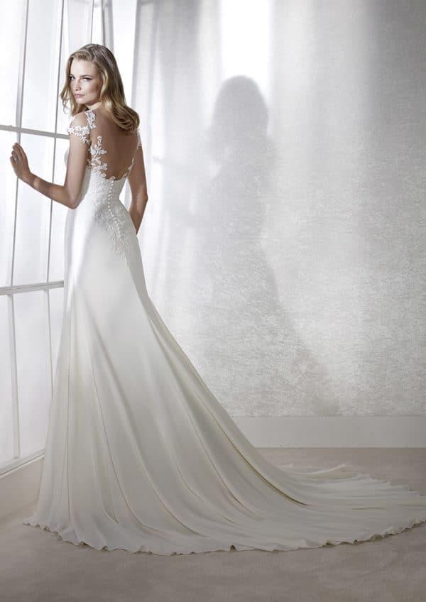 Robe mariee white one