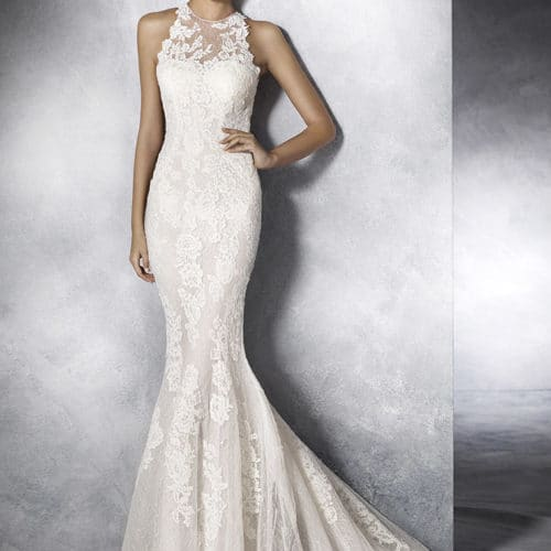 Robe de mariée White One Jensen