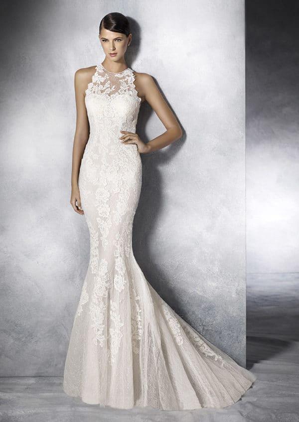Robe de mariée White One Jensen