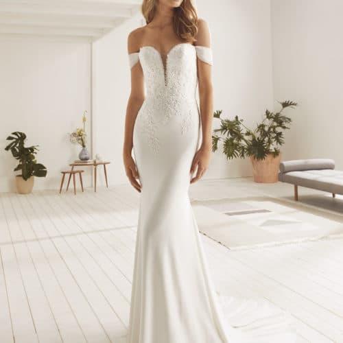 Robe de mariée White One Octa