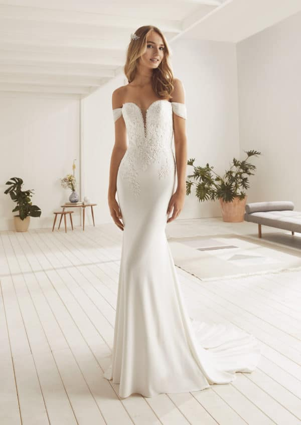 Robe de mariée White One Octa