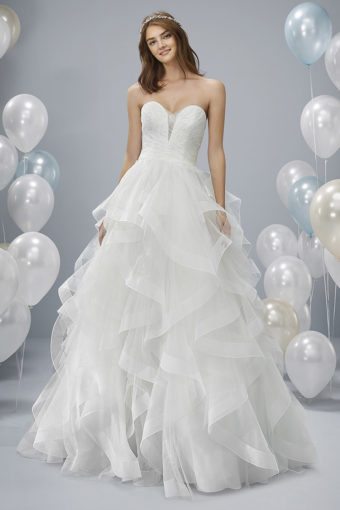 Robe de mariée White One Odeon