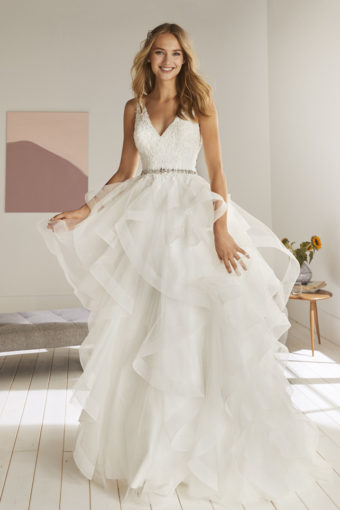 Robe de mariée White One Olton