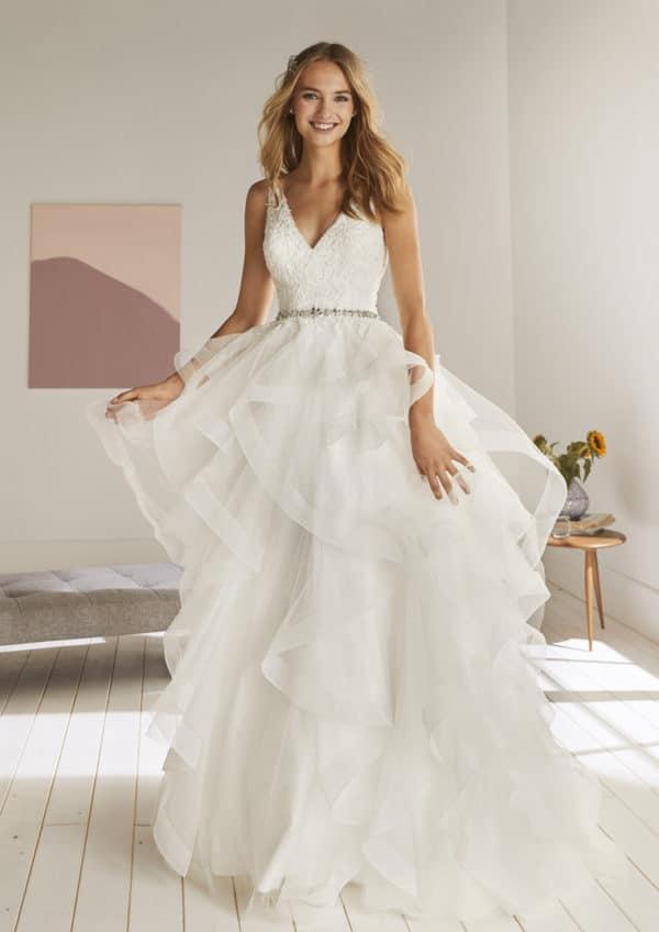 Robe de mariée White One Olton