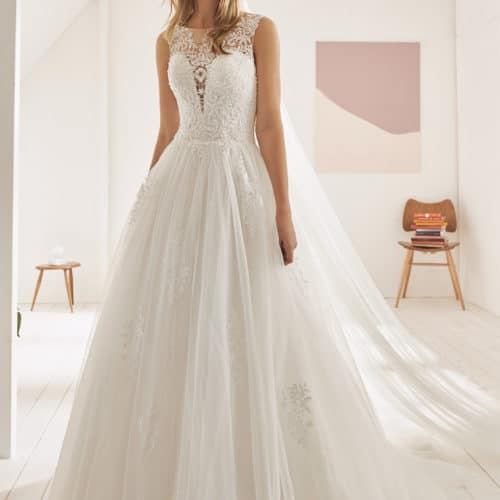 Robe de mariée White One Olybeth