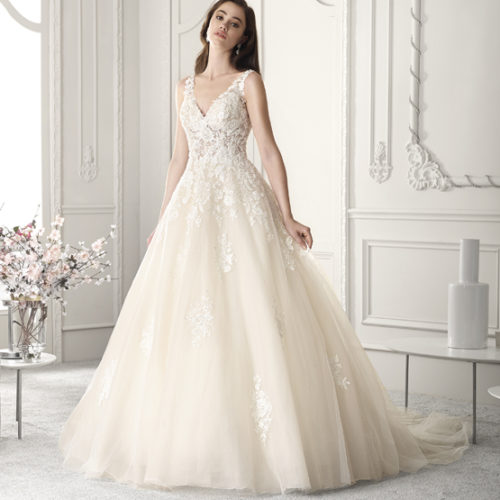 Robe de mariée Demetrios 813