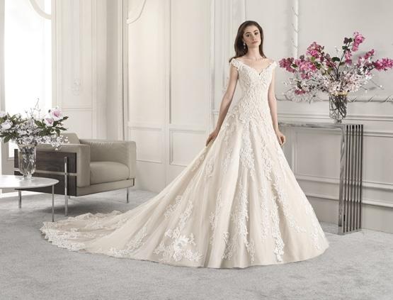 Robe de mariée Demetrios 845