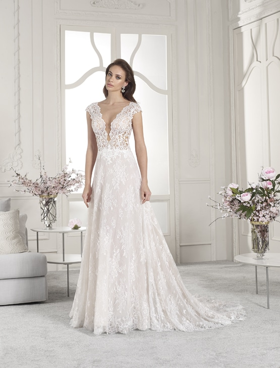 Robe de mariée Demetrios 853