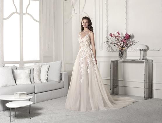 Robe de mariée Demetrios 854