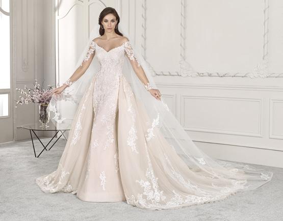 Robe de mariée Demetrios 856