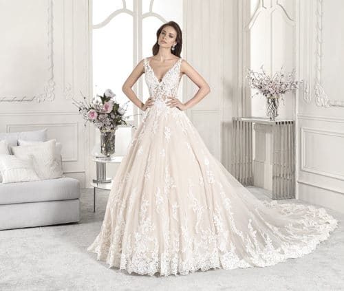 Robe de mariée Demetrios 874