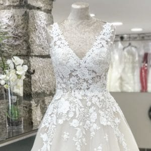 Collections 2019 - Robes de mariee - Lyne Mariage Cannes - 2