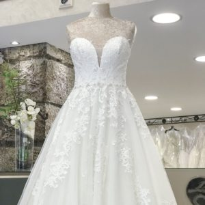 Collections 2019 - Robes de mariee - Lyne Mariage Cannes - 3