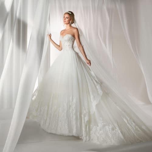 Robe de mariée Nicole Spose 19119