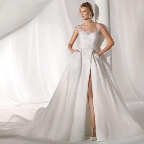 Robe de mariée Nicole Spose 19049
