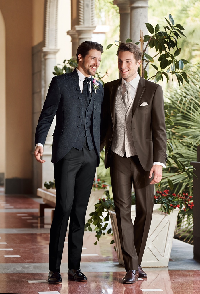 Costume pour homme Look 8 + 9