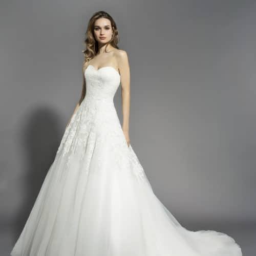 Robe de mariée Couture Nuptiale Palmina
