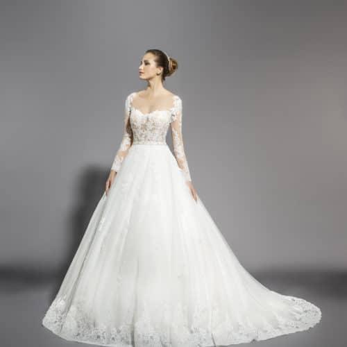 Robe de mariée Couture Nuptiale Palmyre