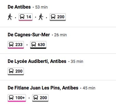 trajet-bus-place-vauban-lyne-mariage-cannes