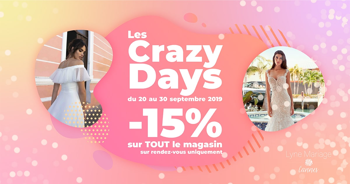 Les Crazy Days