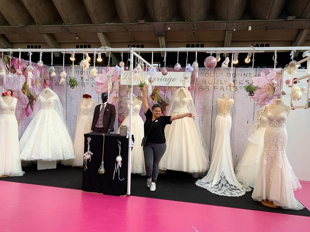 Retrouvez-nous au Salon du Mariage de Nice